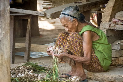 Sorting Onions, Pua District