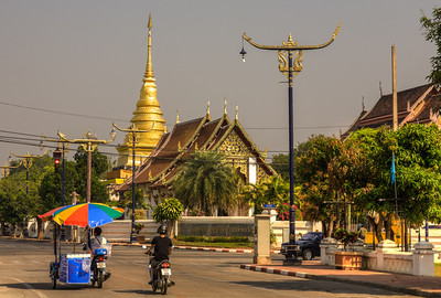 Temple and Traffic, Nan