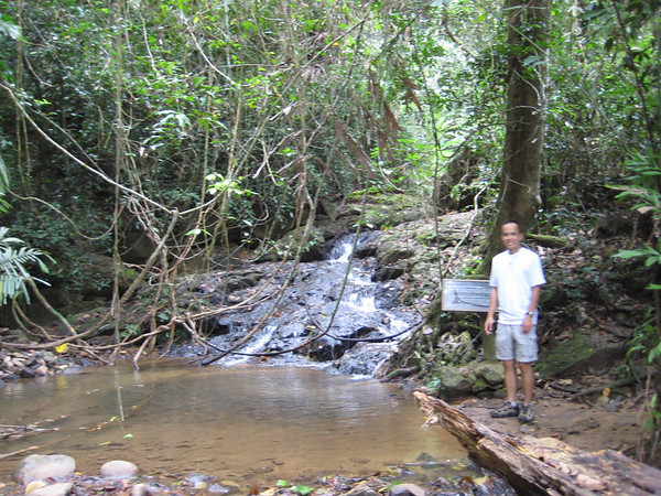 Ton Sai Waterfall, Thailand