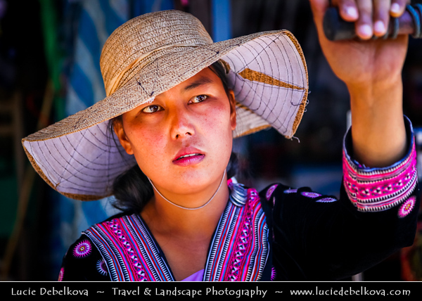 Thailand - Chiang Mai - Tribal Market in the Mountains