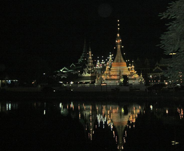 Wat Jong Klang in Mae Hong Son