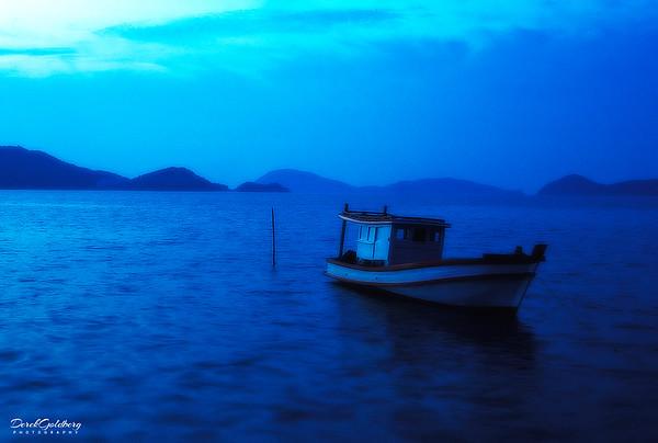Fishing Boat at Dusk #2 - Phuket, Thailand