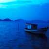 Fishing Boat at Dusk #2 - Phuket, Thailand