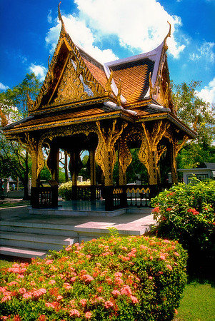 On the Grounds of The Grand Palace #1 - Bangkok, Thailand