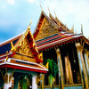 Wat Phra Kaew_Grand Palace #3 - Bangkok, Thailand