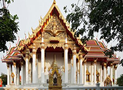 Bangkok, Thailand Wat Ratburana
