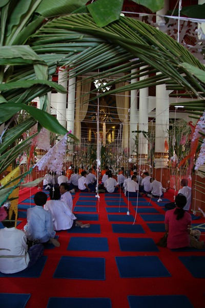 temple in Changmai