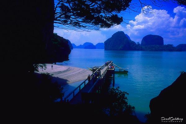 James Bond Island Vista #1 - Phang Nga Bay, Thailand