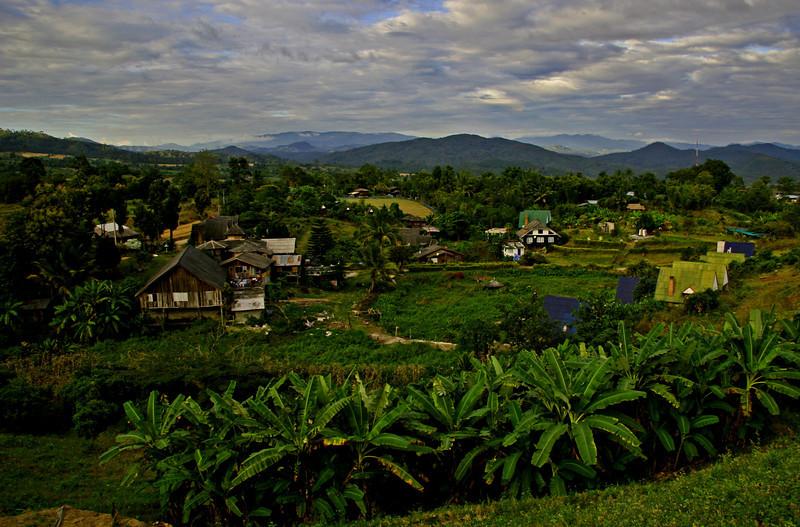 Pai Mt lodge
