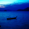 Row Boat at Dusk #8 - Phuket, Thailand
