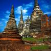 Wat Phra Si Sanphet #1 - Ayutthaya, Thailand
