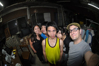 No trip to BKK is complete without a rooftop gathering. © 898 Photography 2013