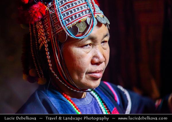 Thailand - Chiang Rai - Golden Triangle - Karen - Tribal Village