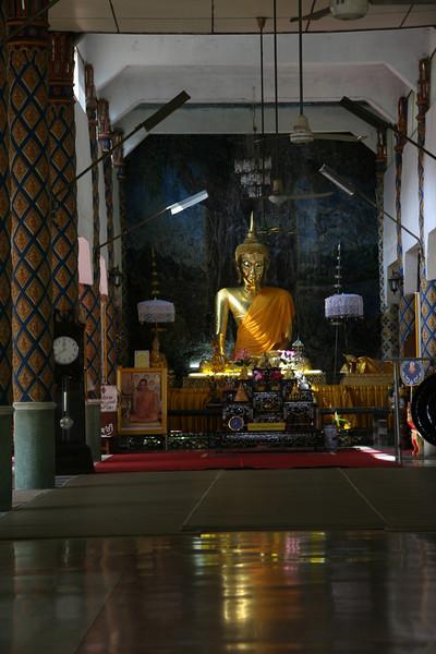 Budda Temple Sunlight