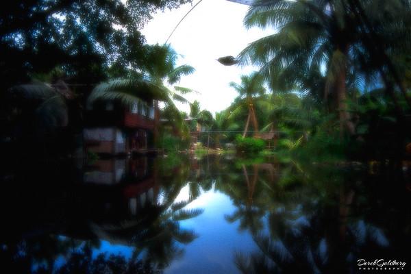 Bangkok Canal View #2 - Bangkok, Thailand