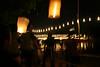 Loi Kratong Ballon Launchs
