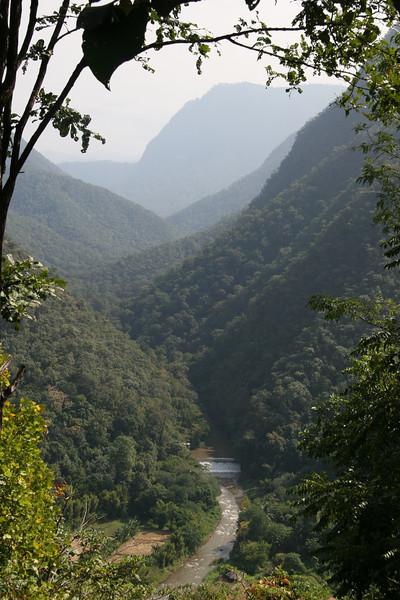 Pai River Mae Hong Son Province