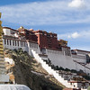 Potala Palace in Lhasa, Tibet