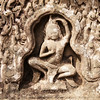 Dancing Apsara Female Figure
