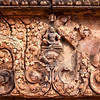 Buddha at Banteay Srei Temple