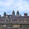Wall Of Angkor Wat