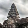 One Tower Of Angkor Wat