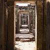 Preah Khan Temple Corridor