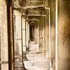 Corridor In Angkor Wat