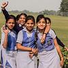 Schoolchildren in Delhi