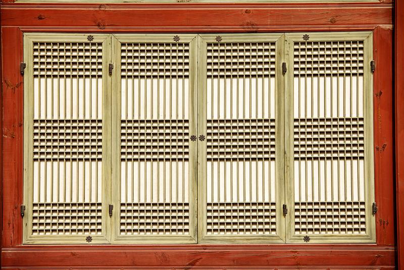 Korean Window Screen