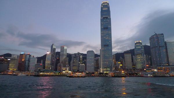 Travels to Indonesia, Saigon & Hong Kong