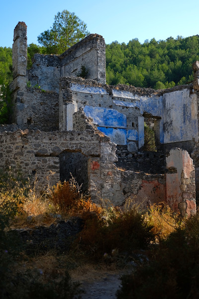 Kayakoy ghost village. September 2019.