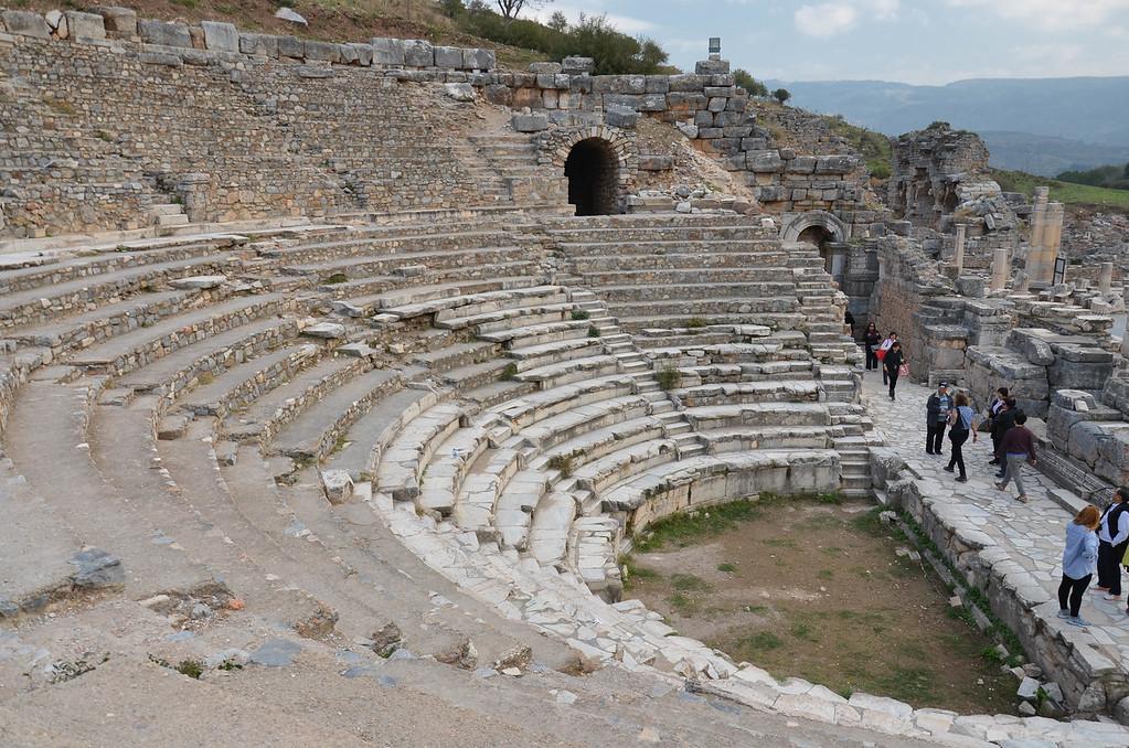 Odeon, Ephesus