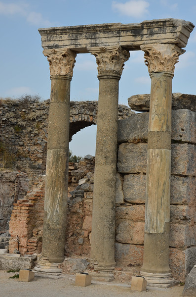 Baths of Scholastica, Ephesus