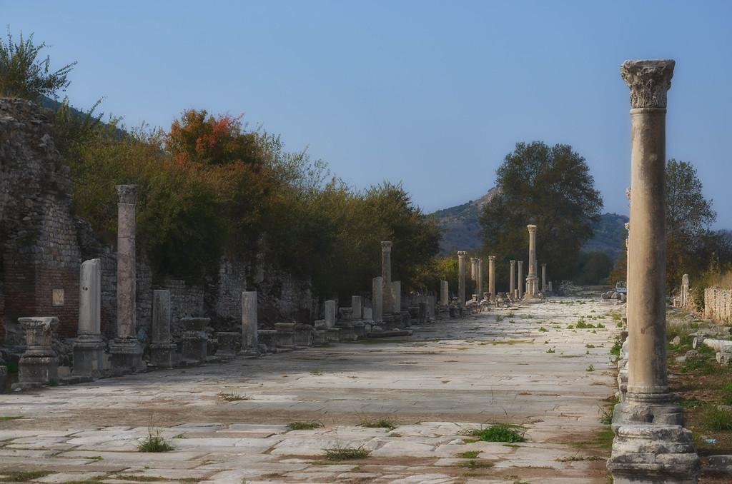 Street, Ephesus