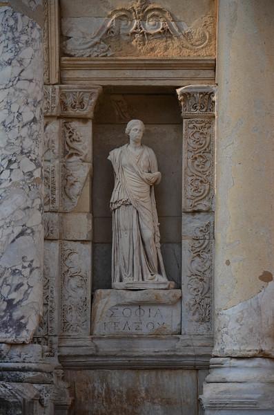 Library of Celsus, Ephesus