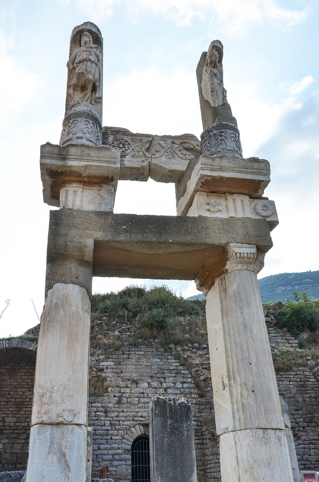 Temple of Domitian, Ephesus