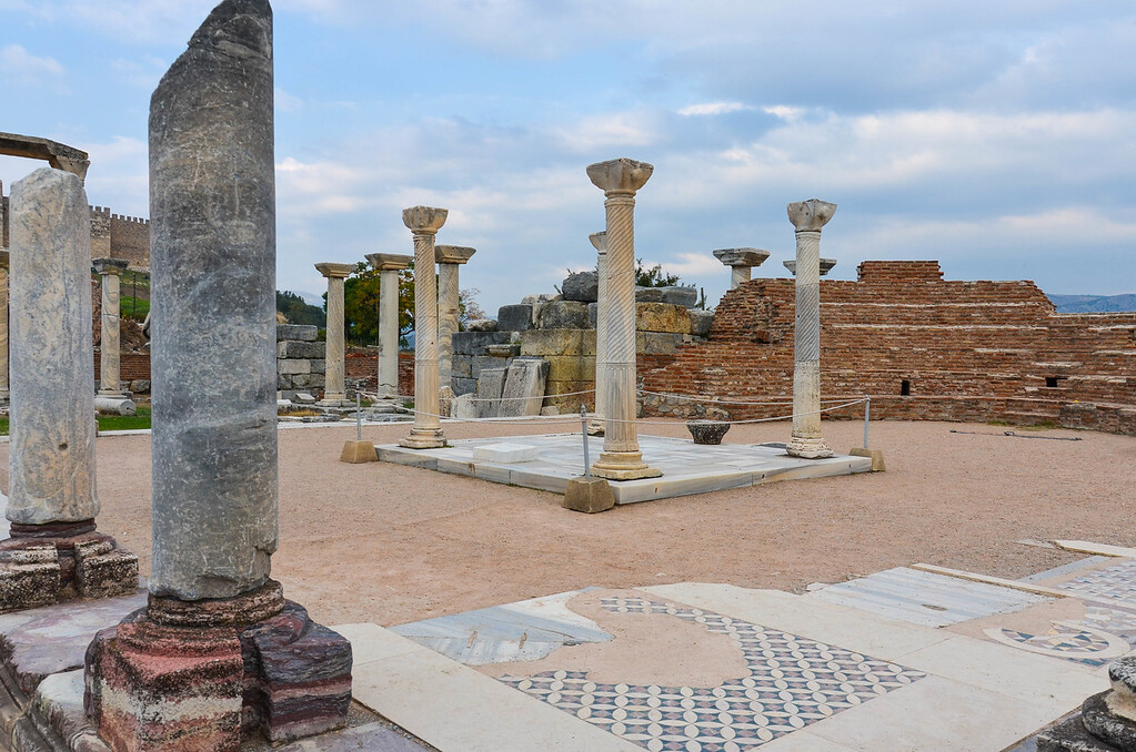 Grave of St. John, Ephesus