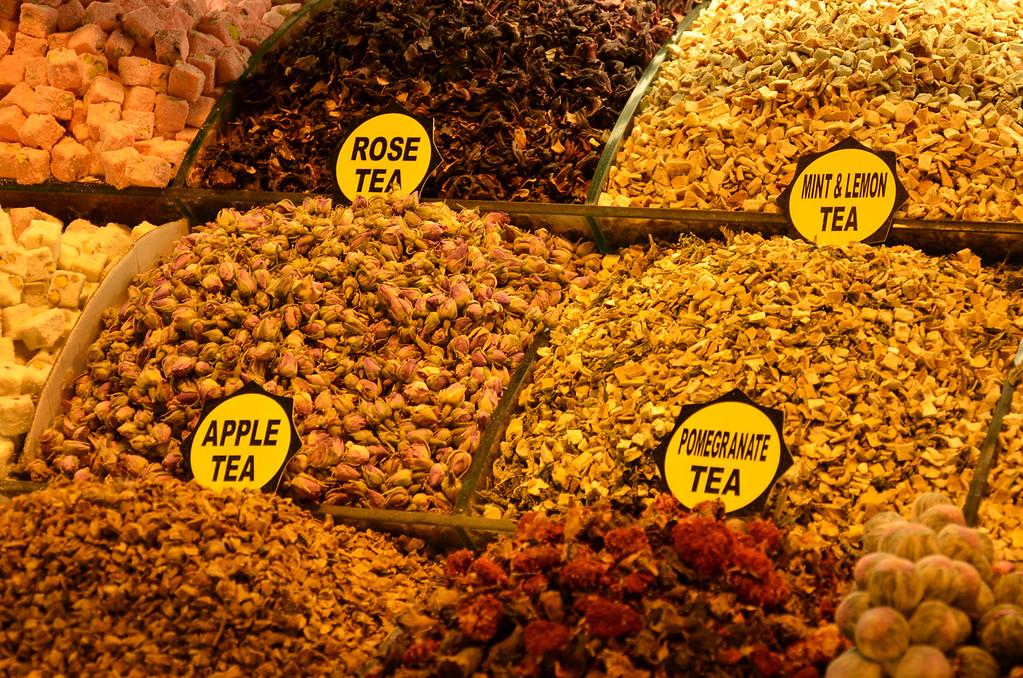 Egyptian Bazaar, Istanbul