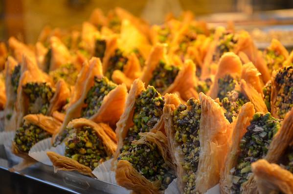 Baklava, Egyptian Bazaar