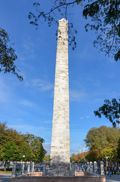 Walled Obelisk