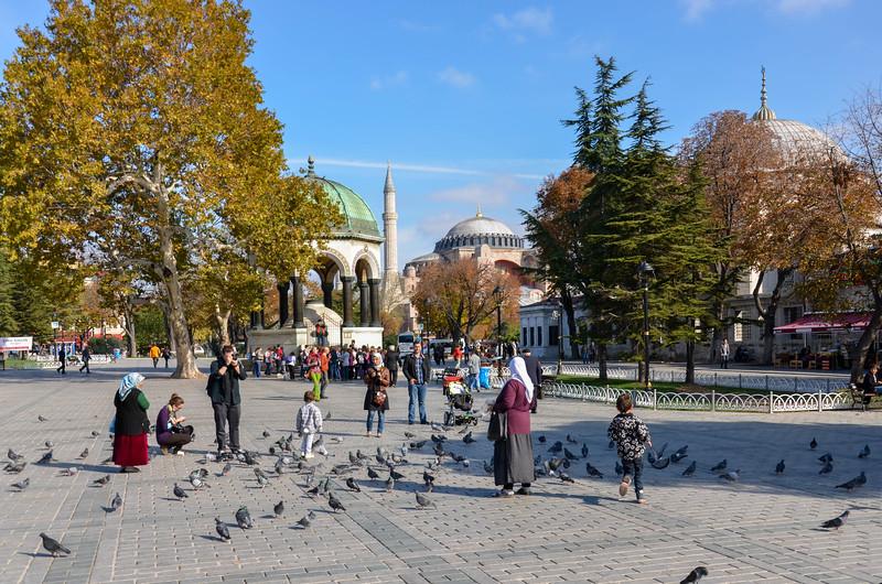 Hippodrome, Istanbul