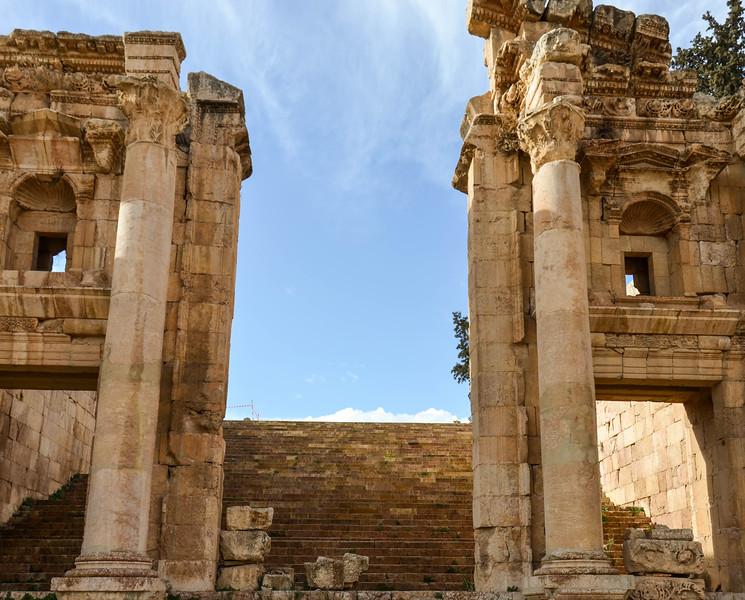 Propylaeum, Jerash