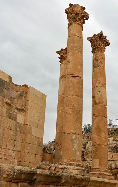 Temple of Zeus, Jerash