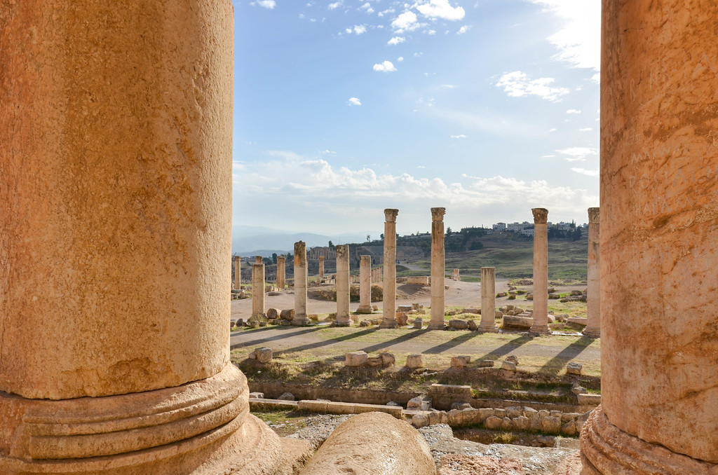 Temple of Artemis, Jerash