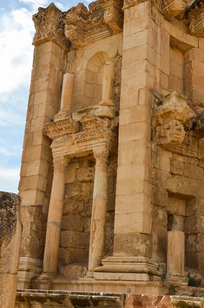 Nymphaeum, Jerash