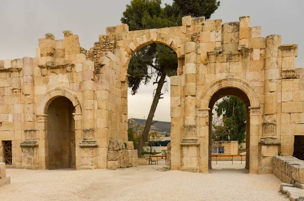 South Gate, Jerash