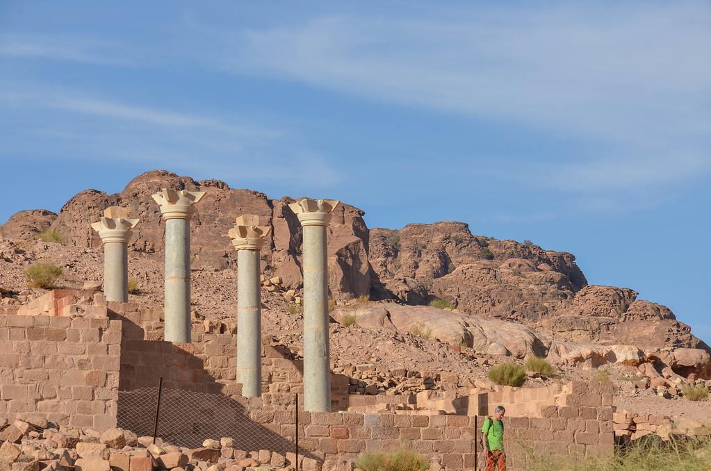 Blue Chapel, Petra