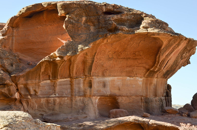 Wadi Farasa Trail, Petra