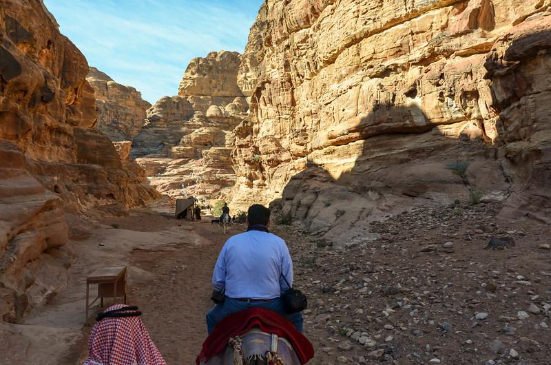 Monastery Trail, Petra